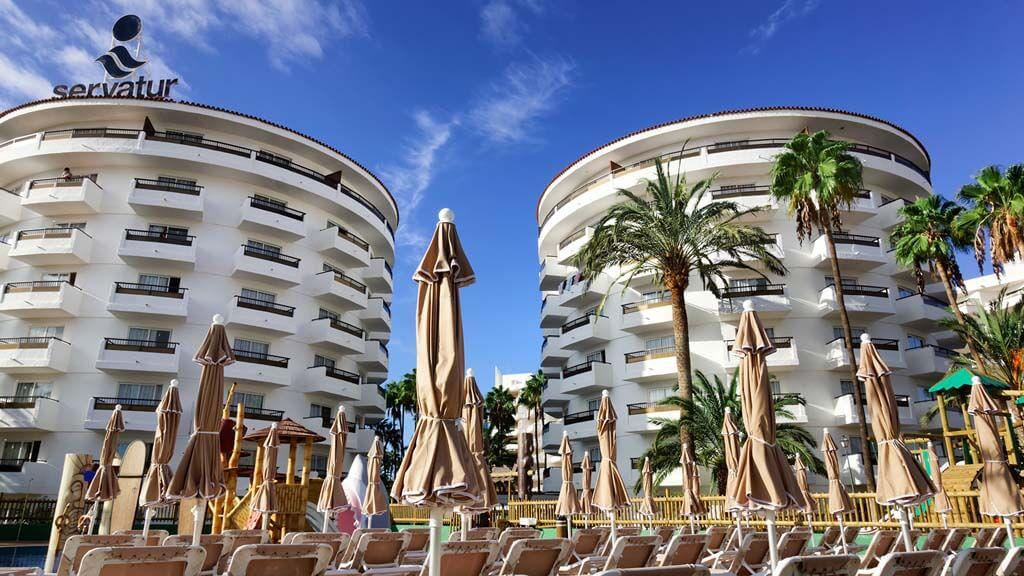 SERVATUR WAIKIKI — Gran Canaria