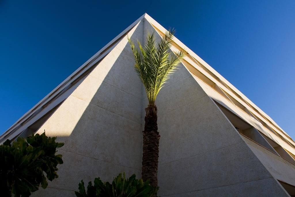 utazások, Tenerife, Playa de las Americas, Piramides, 0