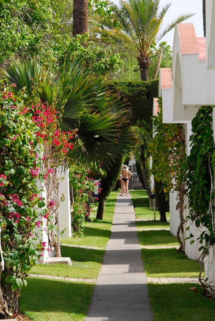 nyaralás all inclusive, Gran Canaria, Playa del Ingles, Cordial Biarritz, 1