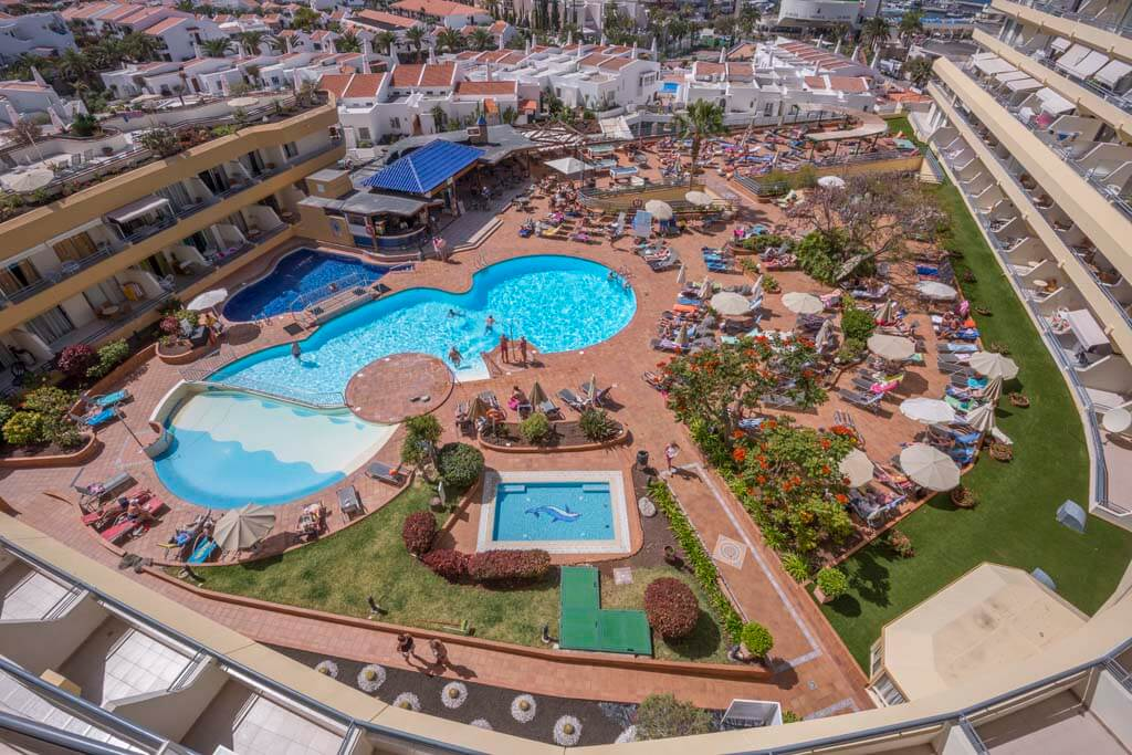 Kanári-szigetek utazás, Tenerife, Costa Adeje, Hovima Santa Maria, 0