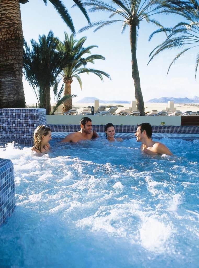 nyaralás, Fuerteventura, Corralejo, Riu Oliva Beach, 0