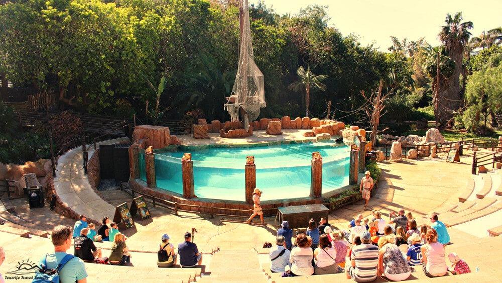 nyaralás olcsón, Tenerife, Programok magyarul, Dzsungel Park, 4