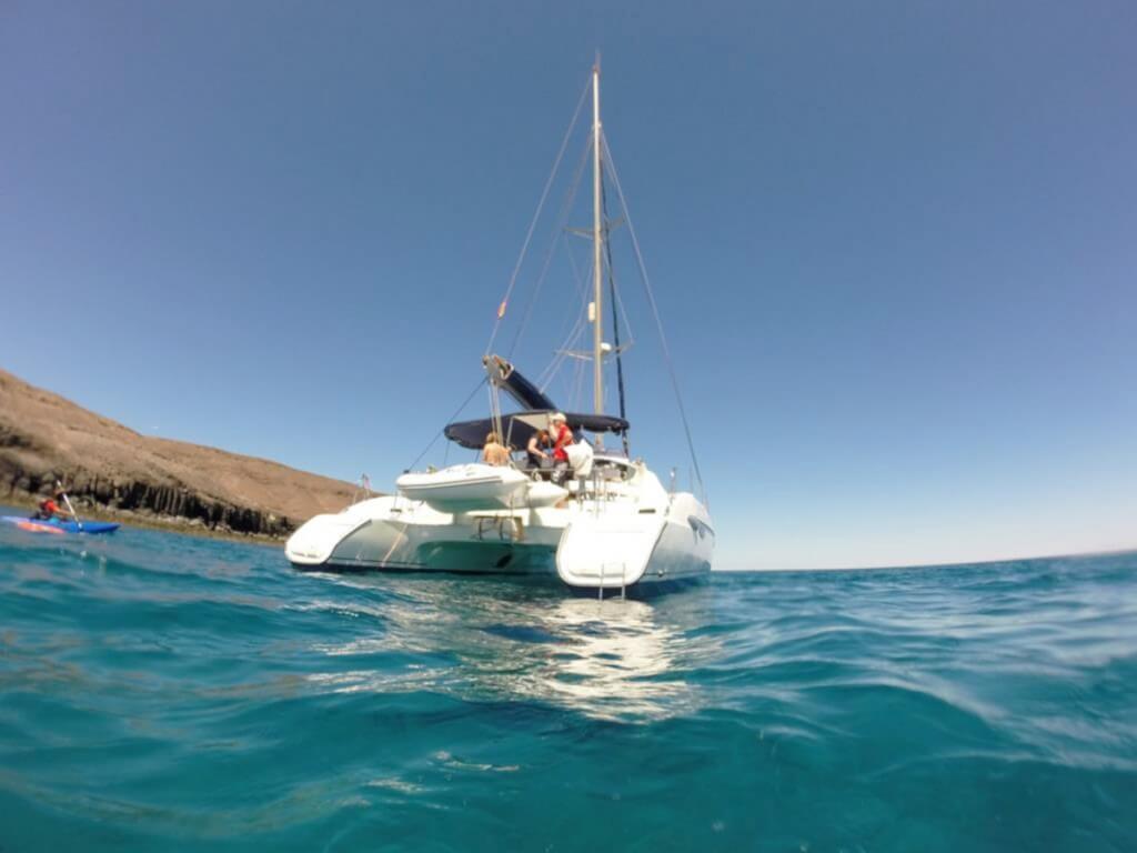nyaralás all inclusive, Fuerteventura, Programok magyarul, Katamarán Kirándulás Isla De Loboshoz, 4