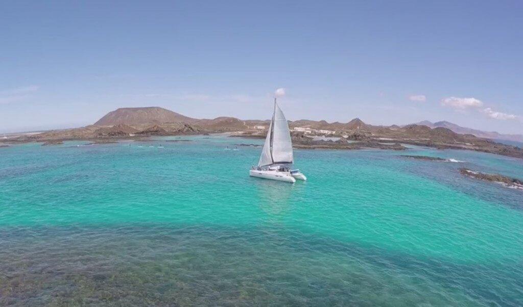 utak, Fuerteventura, Programok magyarul, Katamarán Kirándulás Isla De Loboshoz, 6