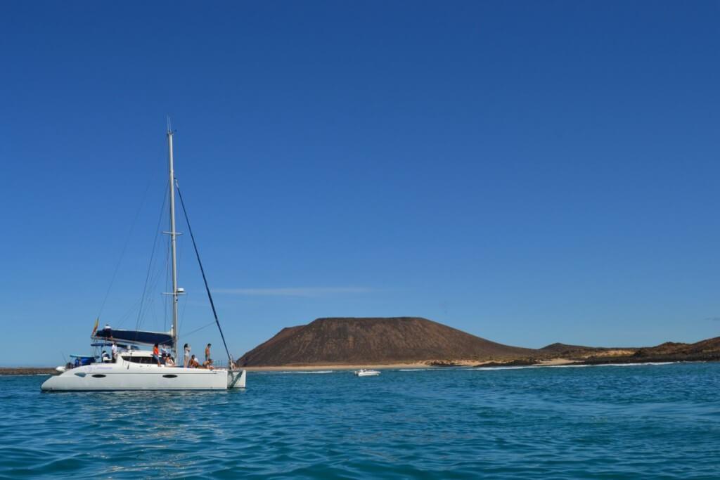 utak Kanári-szigetek, Fuerteventura, Programok magyarul, Katamarán Kirándulás Isla De Loboshoz, 5