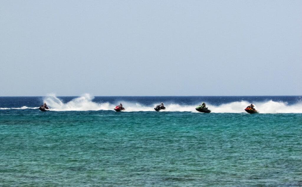 üdülés, Fuerteventura, Programok magyarul, Jetski Safari Costa Calma, 4