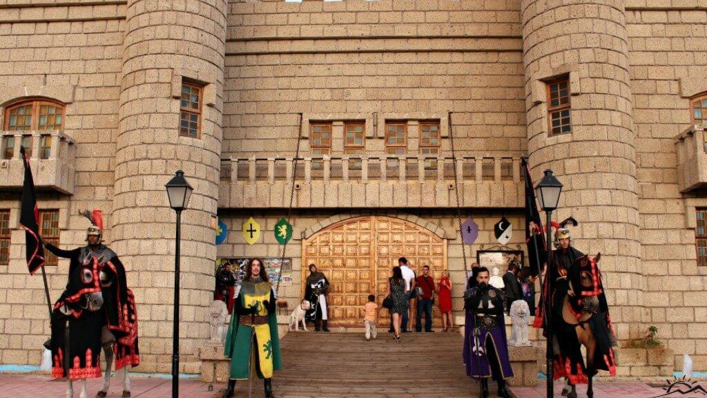 nyaralás olcsón, Tenerife, Programok magyarul, Várjátékok San Miguel Kastélyában, 3