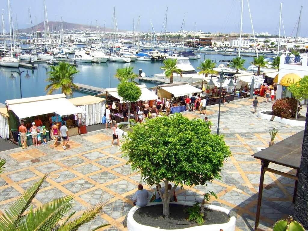 utazás, Fuerteventura, Programok magyarul, Piaclátogatás és Strandolás Lanzarote Szigetén, 4