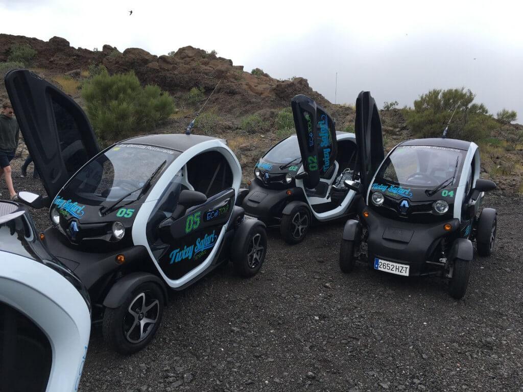 Kanári-szigetek utazás, Tenerife, Programok magyarul, Eco Buggy Túra, 2