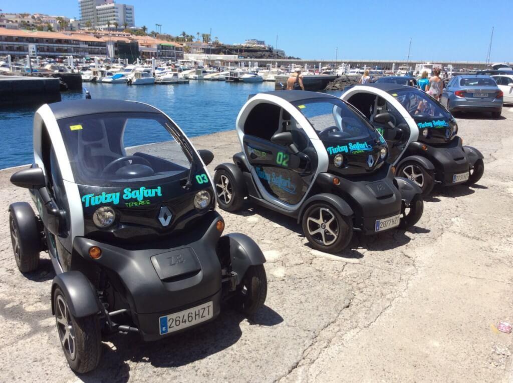 üdülés Kanári-szigetek, Tenerife, Programok magyarul, Eco Buggy Túra, 0