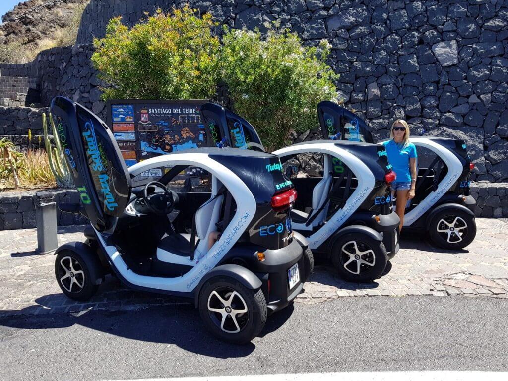 üdülés, Tenerife, Programok magyarul, Eco Buggy Túra, 4