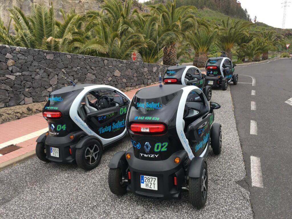 utak Kanári-szigetek, Tenerife, Programok magyarul, Eco Buggy Túra, 5