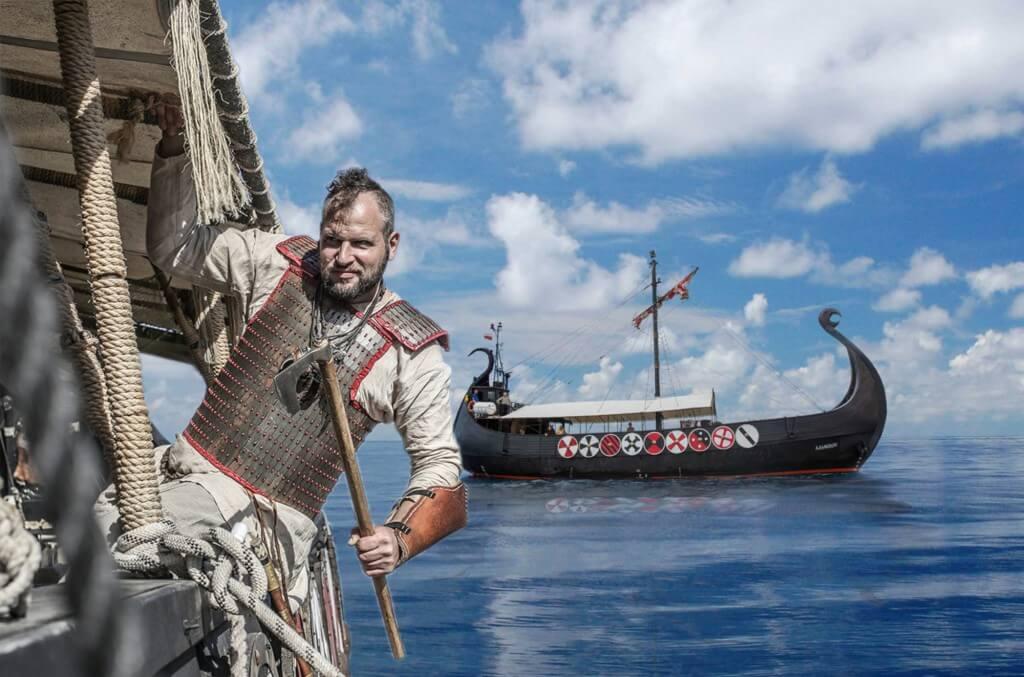 utak, Tenerife, Programok magyarul, Ragnarok Viking Hajó Bálna- és Delfinles, 0