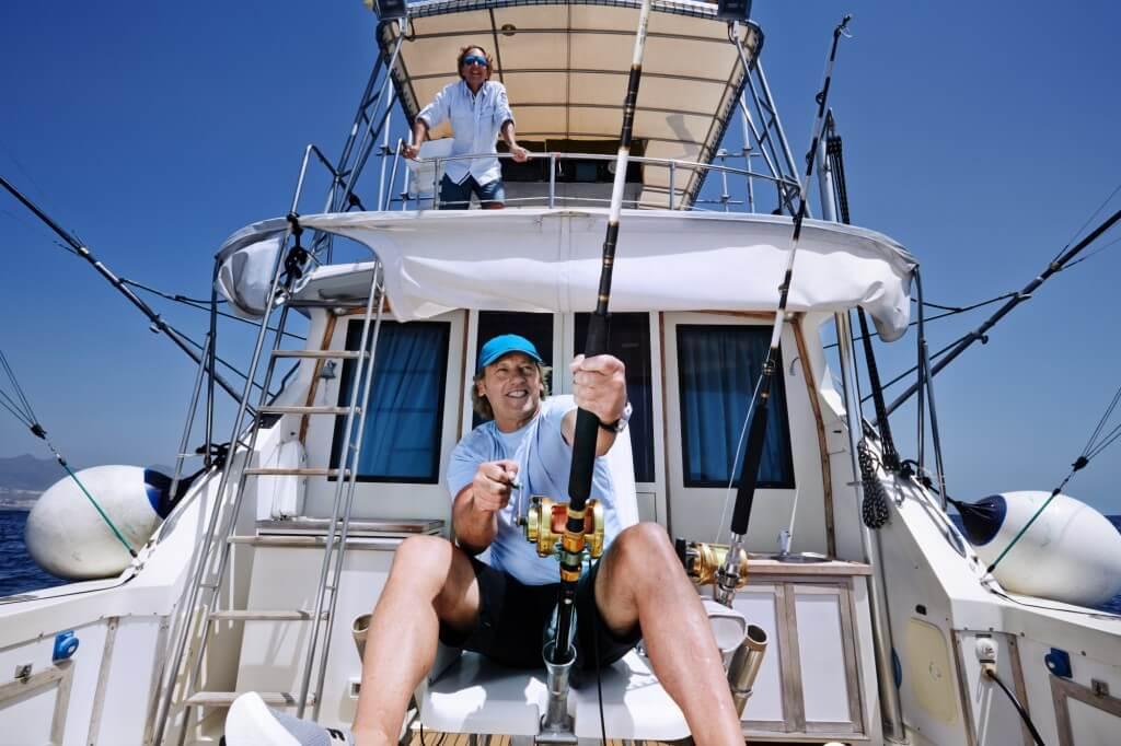 utak, Gran Canaria, Programok magyarul, Mélytengeri Horgászat Gran Canarián, 7