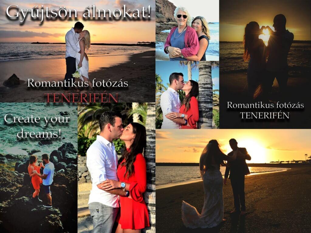 kanári nyaralás, Tenerife, Programok magyarul, Tenerife Tengerparti Fotózás: Gyűjtsön álmokat!, 5
