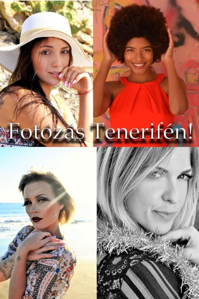 utak Kanári-szigetek, Tenerife, Programok magyarul, Tenerife Tengerparti Fotózás: Gyűjtsön álmokat!, 2