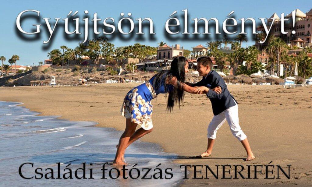 utazás, Tenerife, Programok magyarul, Tenerife Tengerparti Fotózás: Gyűjtsön álmokat!, 6