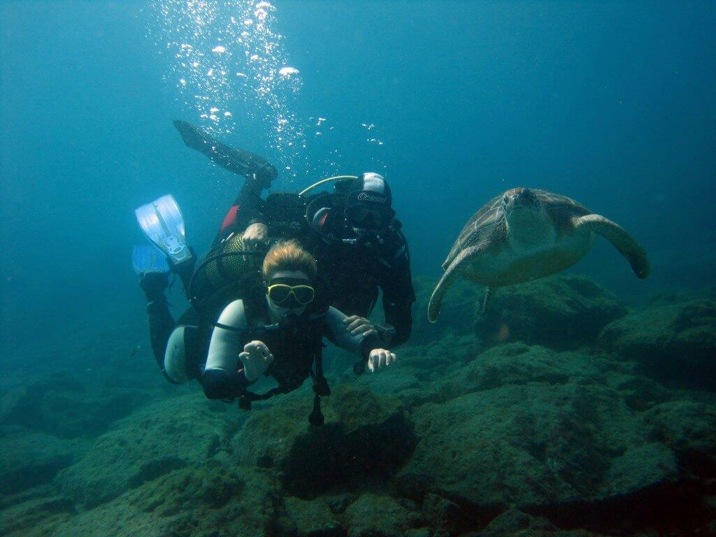nyaralás all inclusive, Tenerife, Programok magyarul, Búvárkodás Tenerifén, 3