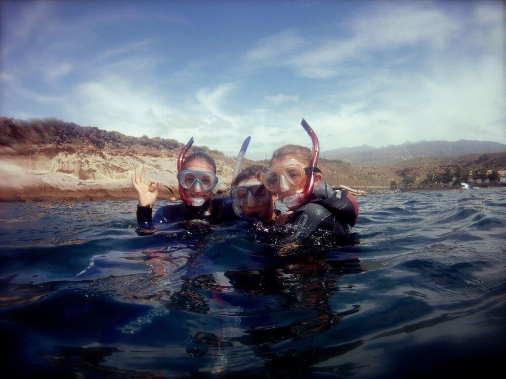 nyaralás, Tenerife, Programok magyarul, Búvárkodás Tenerifén, 4