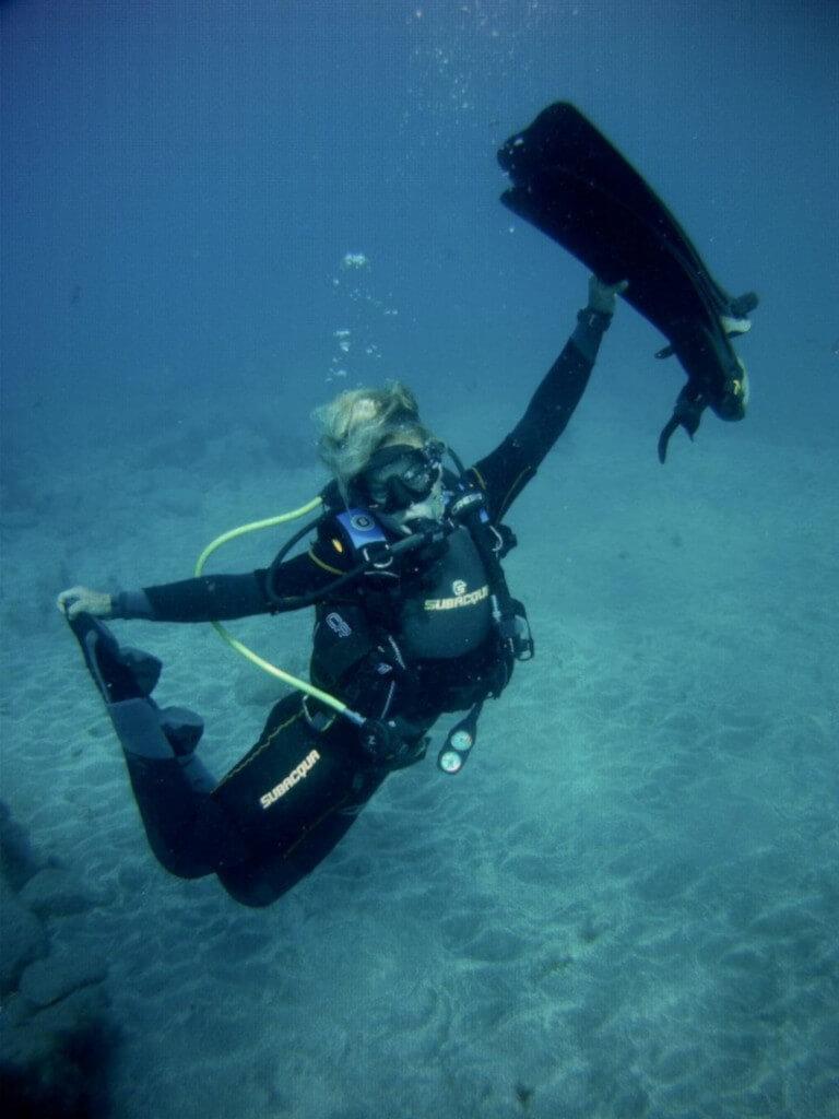 utazási ajánlatok, Tenerife, Programok magyarul, Búvárkodás Tenerifén, 5