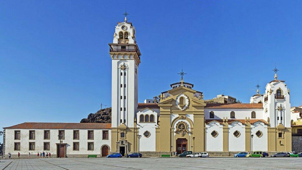 Kanári-szigetek utazás, Tenerife, Programok magyarul, Candelaria, La Laguna, Santa Cruz Városnézés Magyarul, 0
