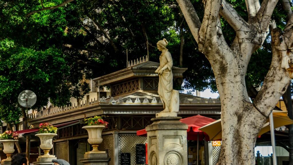 utak Kanári-szigetek, Tenerife, Programok magyarul, Candelaria, La Laguna, Santa Cruz Városnézés Magyarul, 10