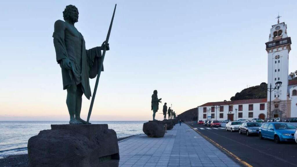 utak, Tenerife, Programok magyarul, Candelaria, La Laguna, Santa Cruz Városnézés Magyarul, 1