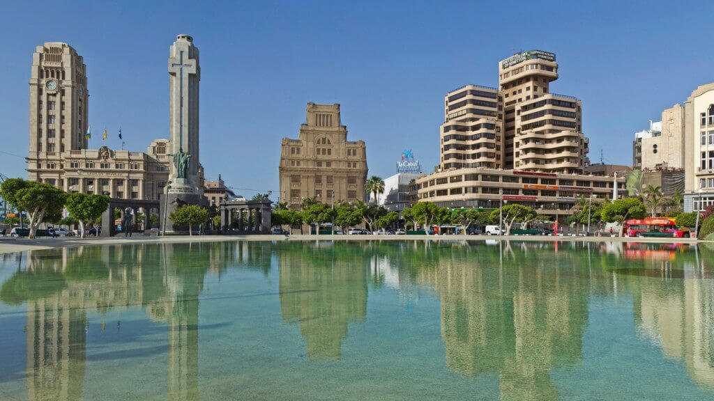 utazás, Tenerife, Programok magyarul, Candelaria, La Laguna, Santa Cruz Városnézés Magyarul, 11