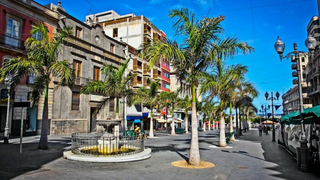 utazások, Tenerife, Programok magyarul, Candelaria, La Laguna, Santa Cruz Városnézés Magyarul, 12