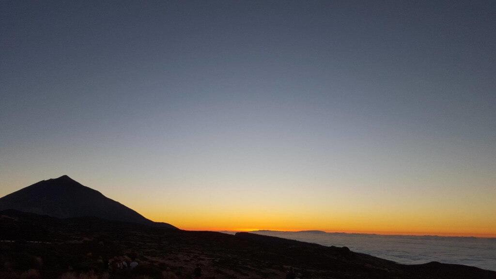 kanári nyaralás, Tenerife, Programok magyarul, Naplemente és Csillagles A Teidén, 4