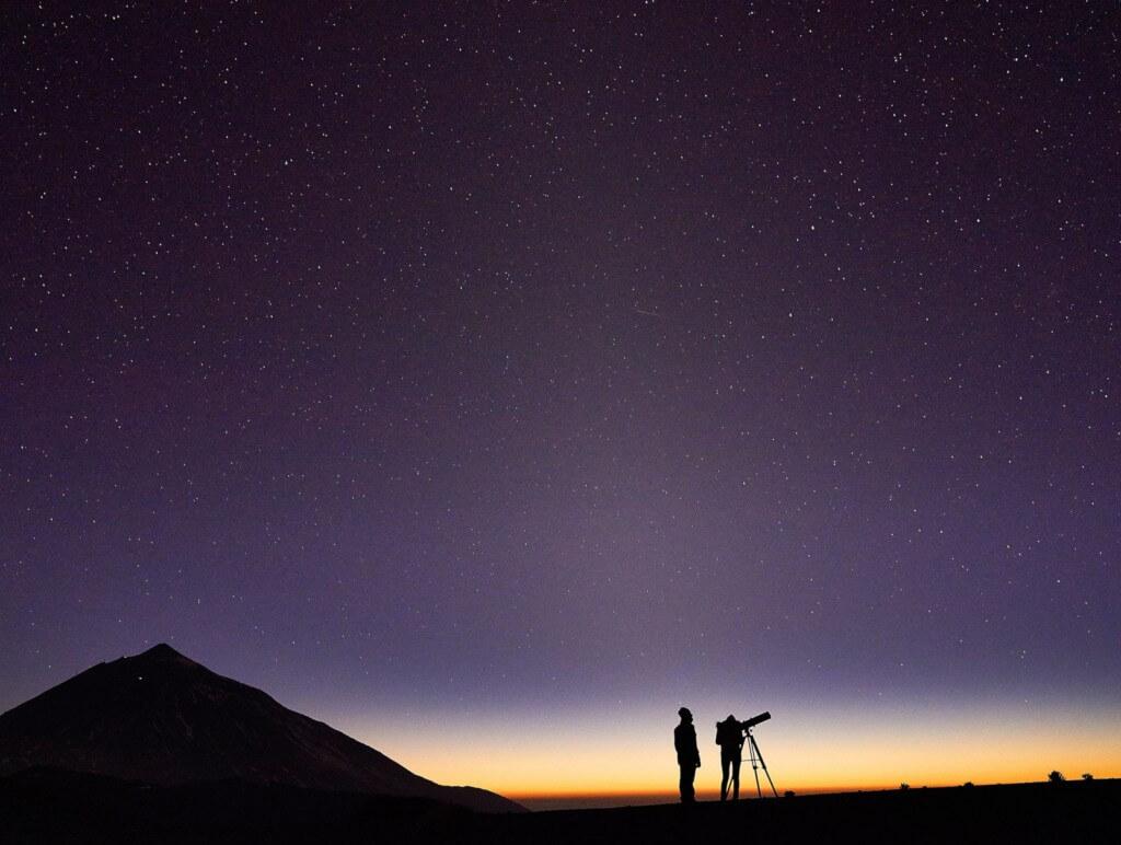 Kanári-szigetek utazás, Tenerife, Programok magyarul, Naplemente és Csillagles A Teidén, 5