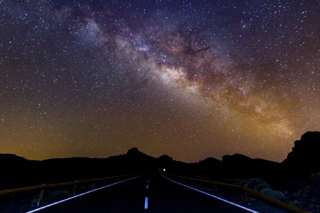 üdülés Kanári-szigetek, Tenerife, Programok magyarul, Naplemente és Csillagles A Teidén, 3