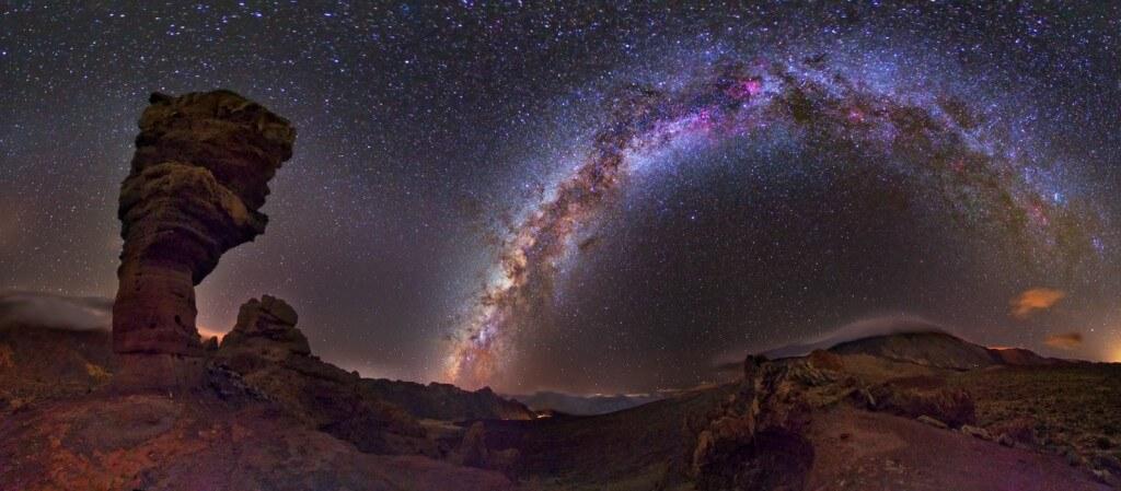 üdülés, Tenerife, Programok magyarul, Naplemente és Csillagles A Teidén, 10