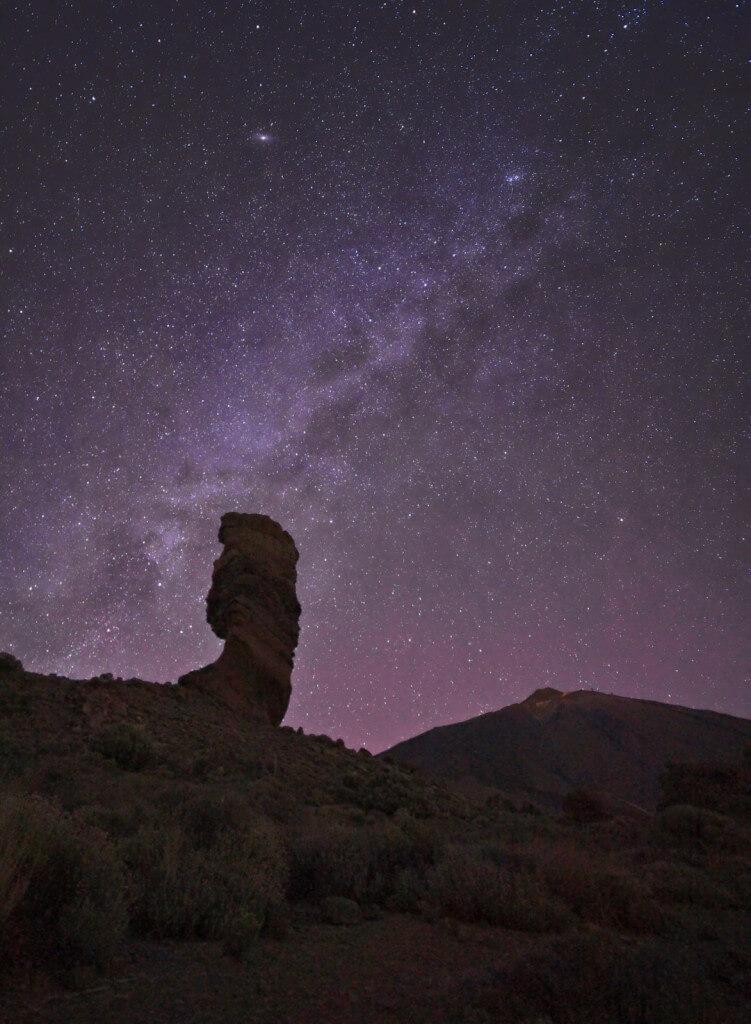 utak Kanári-szigetek, Tenerife, Programok magyarul, Naplemente és Csillagles A Teidén, 6
