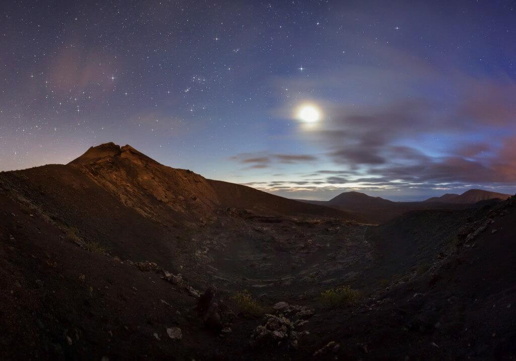 utak Kanári-szigetek, Tenerife, Programok magyarul, Naplemente és Csillagles A Teidén, 9