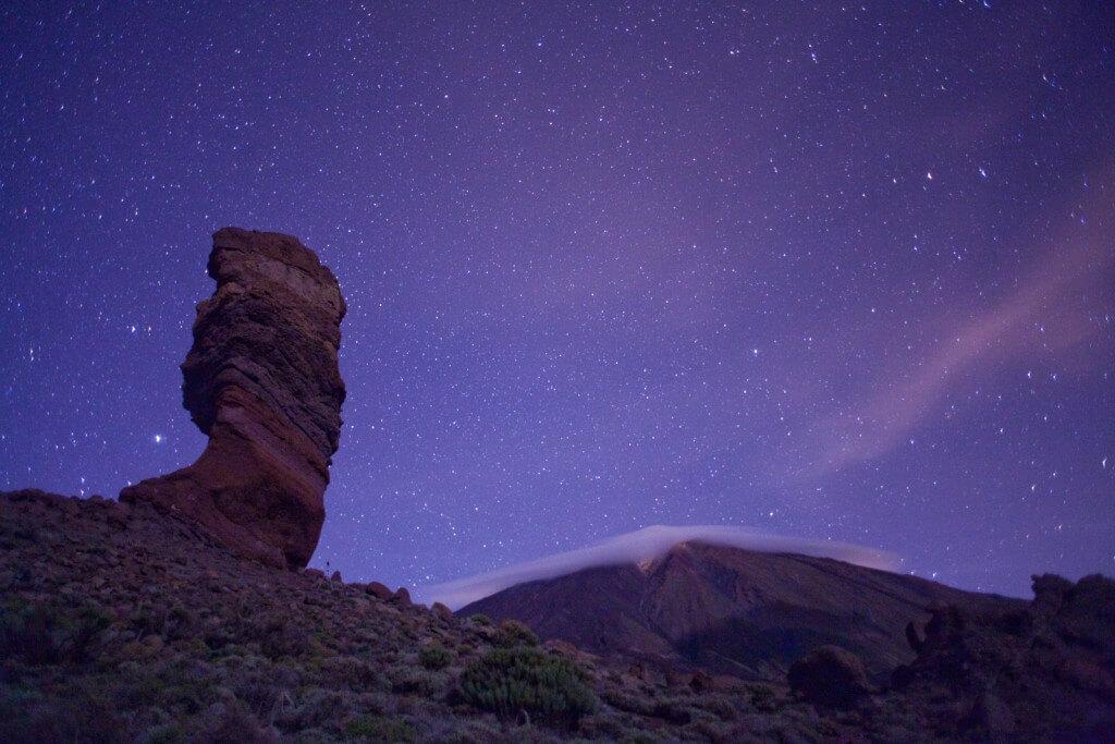 utazási iroda, Tenerife, Programok magyarul, Naplemente és Csillagles A Teidén, 8