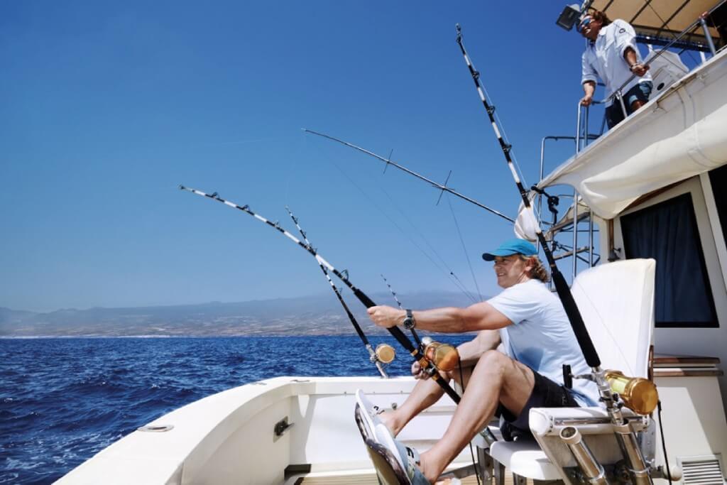 kanári nyaralás, Tenerife, Programok magyarul, Tengeri Horgászkirándulás, 1