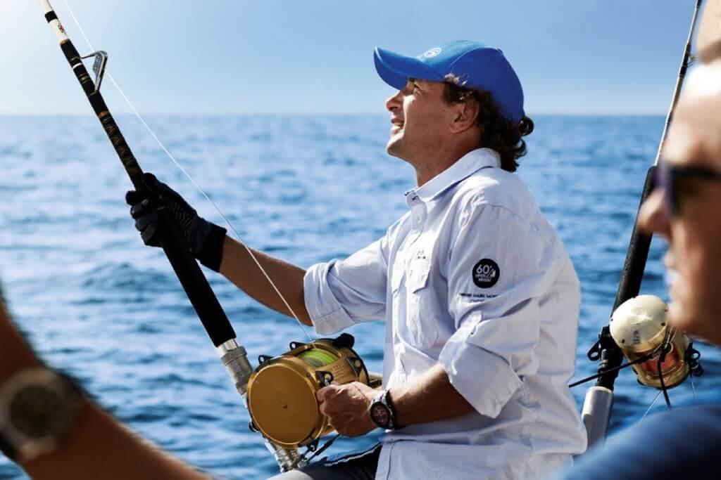 nyaralás olcsón, Tenerife, Programok magyarul, Tengeri Horgászkirándulás, 7