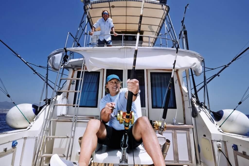 utazási ajánlatok, Tenerife, Programok magyarul, Tengeri Horgászkirándulás, 0