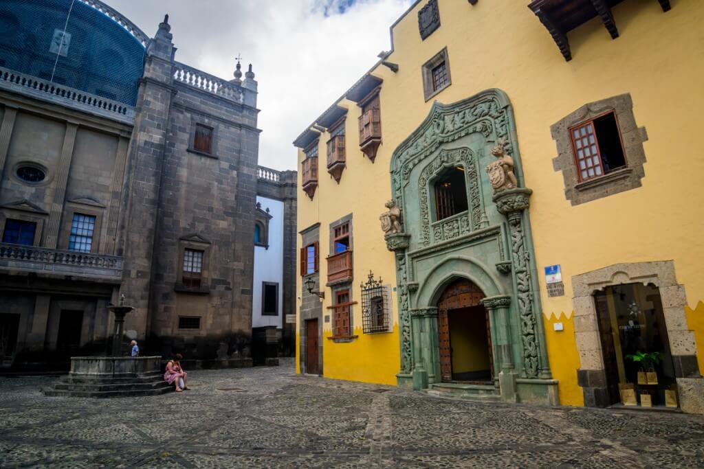 Kanári-szigetek utazás, Gran Canaria, Programok magyarul, Las Palmas Városnézés Magyar Idegenvezetéssel, 5