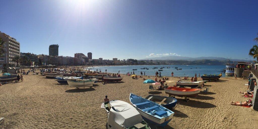 nyaralás, Gran Canaria, Programok magyarul, Las Palmas Városnézés Magyar Idegenvezetéssel, 6