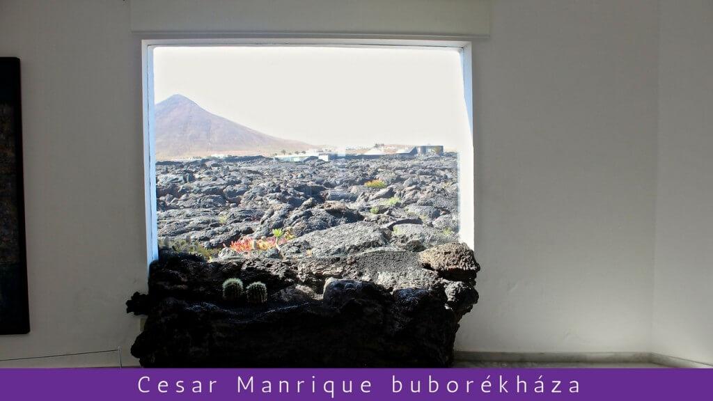 utak, Lanzarote, Programok magyarul, Lanzarote Exkluzív Fél Napos Kirándulás: Cesar Manrique Alkotásai, 2