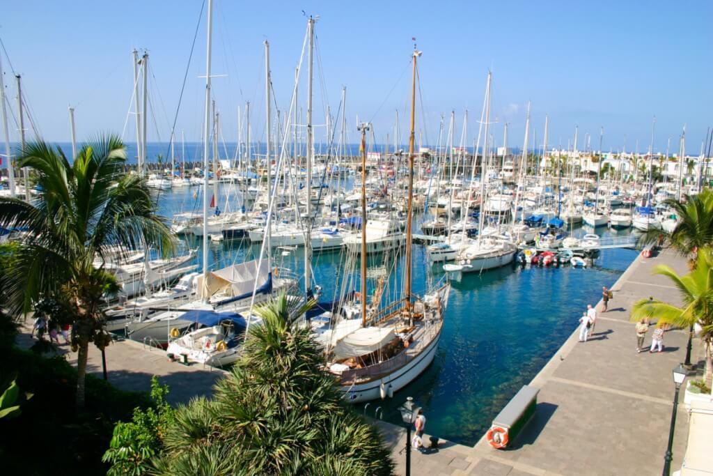 üdülés Kanári-szigetek, Gran Canaria, Programok magyarul, Tengeri élővilág Megfigyelése Tengeralattjáróval & Séta Mogánban, 9