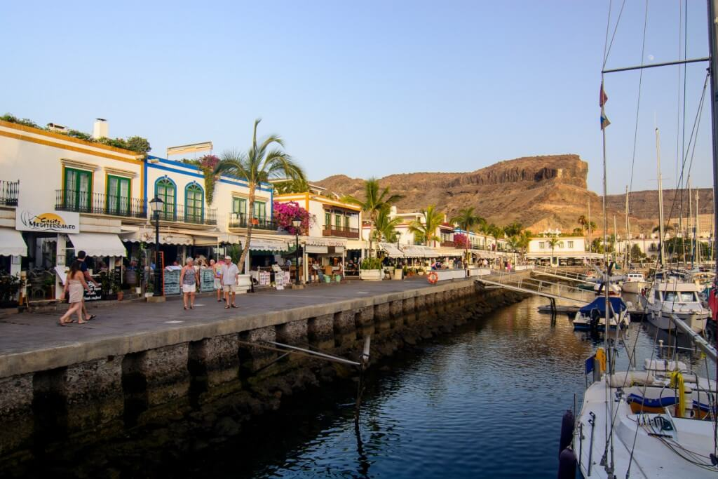 utazási iroda, Gran Canaria, Programok magyarul, Tengeri élővilág Megfigyelése Tengeralattjáróval & Séta Mogánban, 7