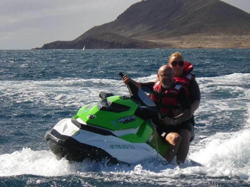 utazási ajánlatok, Tenerife, Programok magyarul, Jetski Safari, 1