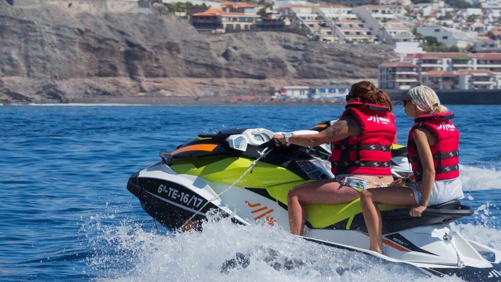 utazási ajánlatok, Tenerife, Programok magyarul, Jetski Safari, 4