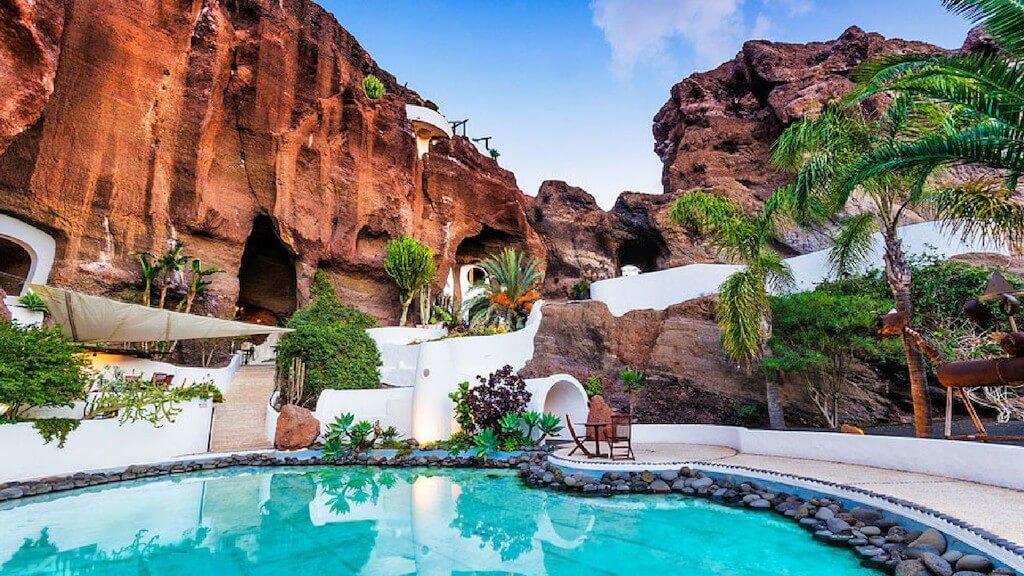 utazások, Lanzarote, Programok magyarul, Jeep Túra Északon Lan, 4
