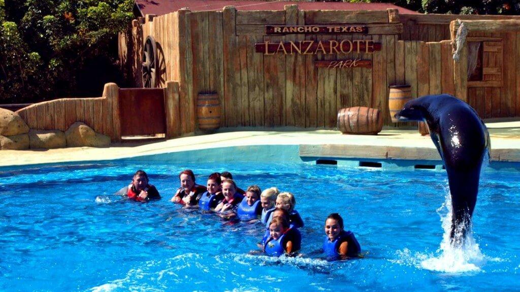 üdülés Kanári-szigetek, Lanzarote, Programok magyarul, Rancho Texas Lanzarote Park, 1