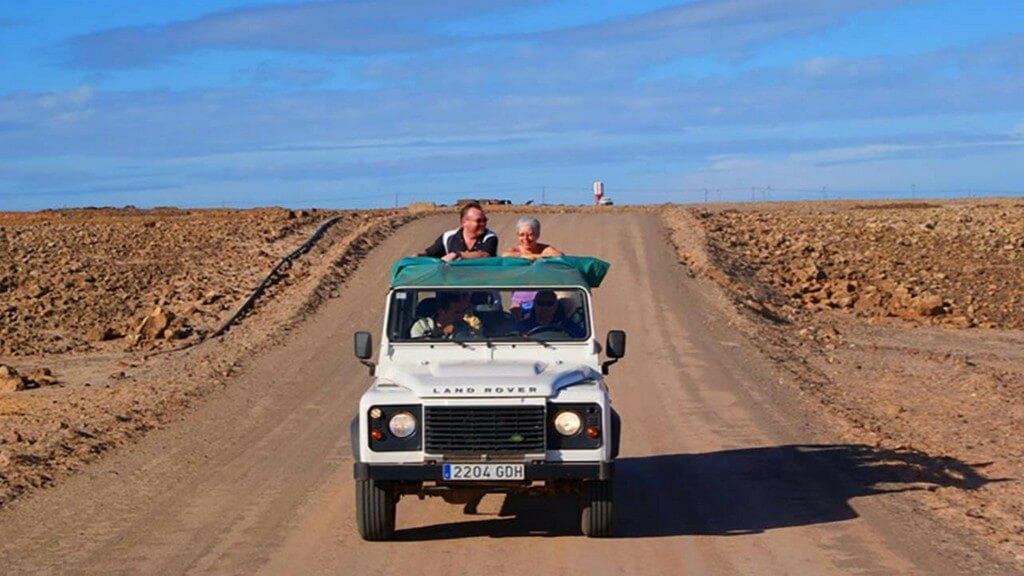 utak, Fuerteventura, Programok magyarul, Jeep Safari Cotillo  (Észak-fuerteventura), 8