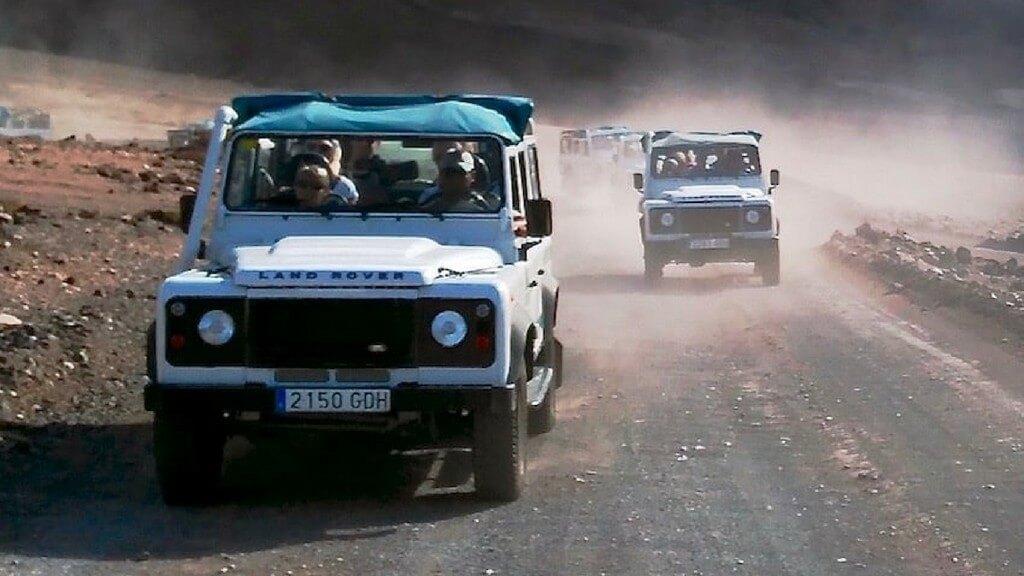 utazási iroda, Fuerteventura, Programok magyarul, Jeep Safari Cotillo  (Észak-fuerteventura), 7